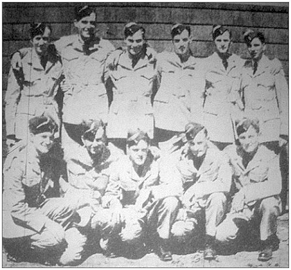 Course 29: August 8, 1941 - No. 10 Service Flying Training School Dauphin