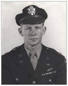 1st Lt. William C. O'Barr - Uniform - 1945