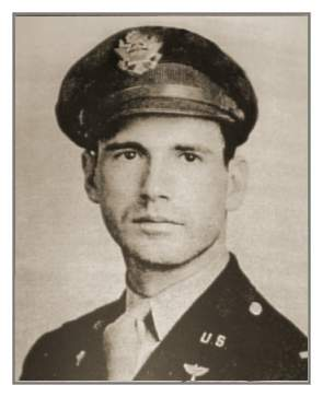 2nd Lt. Lansill - Army portrait