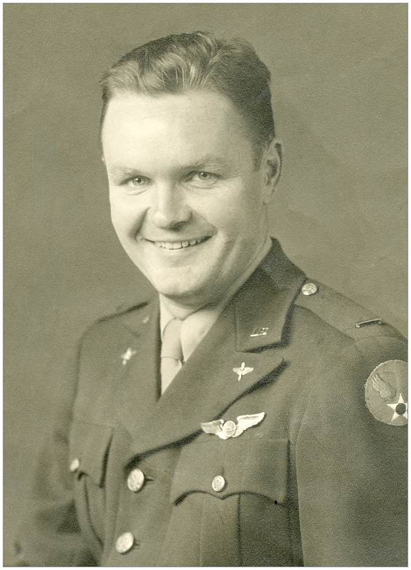 20241293 - O-674179 - 2nd Lt. - Navigator - Joseph Francis Gill Jr. - via Julie