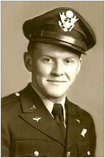 2nd Lt. - Bombardier - Joseph 'Joe' Louis Ashbrook