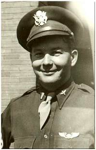 2nd Lt. Michael D. O'Grady - Co-Pilot
