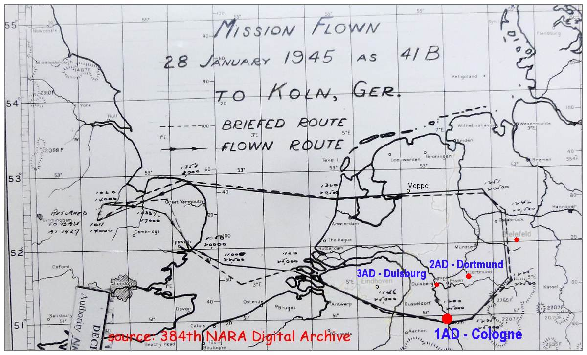 Part 2 Jack Edward Gibbs Memorial Tribute Vollenhove 12 Volt Relay Wiring Diagram Http Daytona675orguk Turnflashhtm 384th Bg Mission Flown As 41b 28 Jan 1945 Kln Germany
