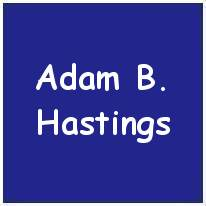 657426 - 120038 - Pilot Officer - Air Observer - Adam Byers Hastings - RAFVR - Age 24 - KIA