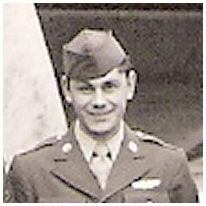 S/Sgt. - Ball Turret Gunner - Adelbert David Shereck - Chicago, IL - POW