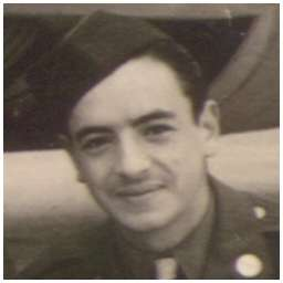 12156963 - S/Sgt. - Ball Turret Gunner - Angelo Gambino - Age 20 - July 2, 1944, Belgium - EVD/POW - Stalag Luft 4