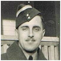J/17692 - Pilot Officer - Mid Upper Air Gunner - Albert James Sutton - RCAF - Age 23 - KIA