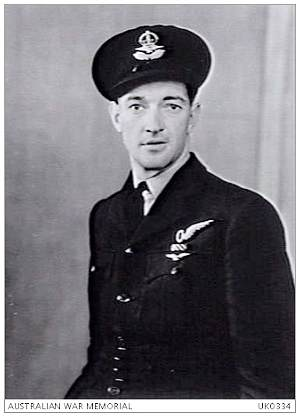 F/O. Allyn Clive Douglass - RAAF - 02 Aug 1943