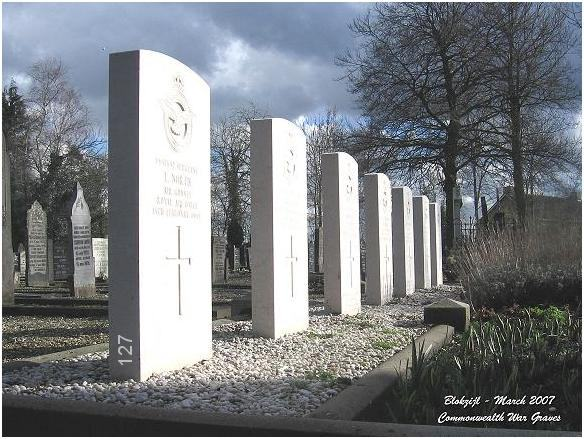 Commonwealth War Graves - Blokzijl
