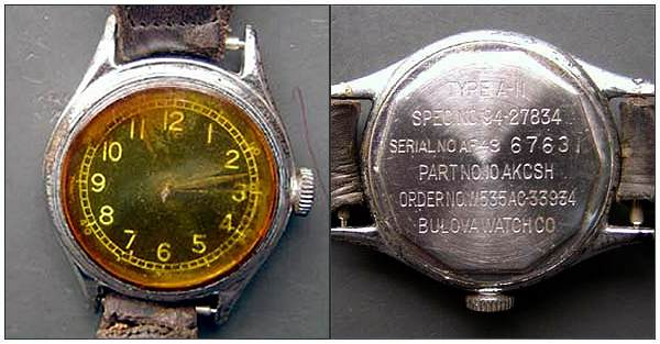 BULOVA watch - from Beukelman - found by Rint Massier