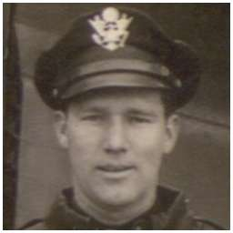 31103599 - O-687193 - 2nd Lt. - Co-Pilot - Charles Anderson Hadfield - Age 26 - EVD/POW - Stalag 7A