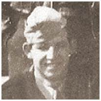 36227710 - S/Sgt. - Engineer / Top Turret Gunner -  Charles Clayton Rigdon - Grant Co., Wisconsin - Age 24 - POW