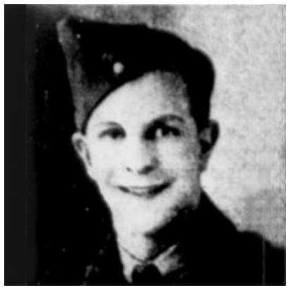 R/83089 - W/O. - Rear Air Gunner - Chester Charles Trudell - RCAF - Age 21 - Windsor, ON, CAN - KIA