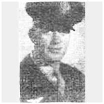14102764 - O-800267 - 1st Lt. - Navigator - Clarence Edwin Blevins  - Wilkes Co., NC - Age 22 - KIA