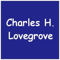 1334126 - 109919 - Flying Officer - Temp. Bomb Aimer / Air Gunner - Charles Henry Lovegrove - RAFVR - Age 19 - KIA