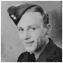 1321632 - Sergeant - Wireless Operator - Charles 'Charlie' Thomas Richard Morris - RAFVR - 11 ops - Age 22 - MIA