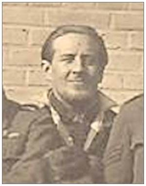902262 - Sgt.  Geoffrey Cliffe Carter  - RAF - at Stalag 9C - POW No. 39212
