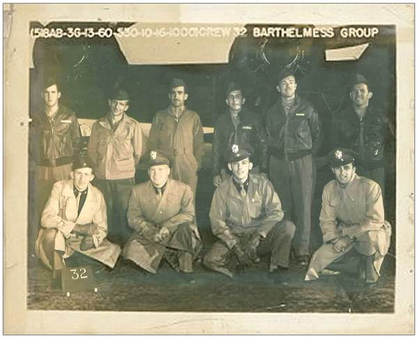 Crew 32 Barthelmess Group - with Henry Raemer Jr.