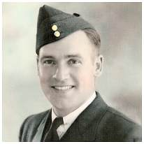R/72133 - J/15436 - Flying Officer - Bomb Aimer - David Bruce Mckenzie - RCAF - Age 28 - INJ/POW - in Hospital ( Stalag 344 ), POW No. 475