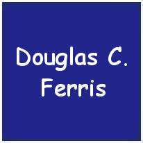 149558 - Sergeant - Flight Engineer - Douglas Claude Ferris - RAFVR - Age 22 - MIA