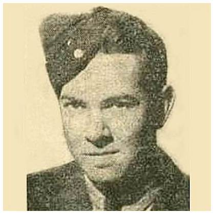 J/10413 - Pilot Officer - Air Observer - Donald Chesley King - RCAF - Age 21 - KIA