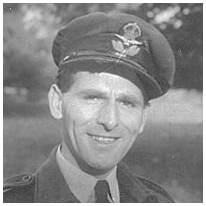 946535 - Sgt. - W.Operator / Air Gunner - David Fozzard Readman - RAFVR - POW - interned in Camp 344 POW No. 27062