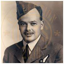 571405 - Sgt. - Flight Engineer - Derek Heaton Furness - RAF - POW - interned in Camps L7/344 - POW No. 25640