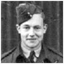 1580930 - Sgt. - Mid Upper Gunner - Donald 'Don' McMahon - RAFVR - Age 20 - POW