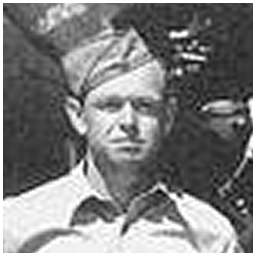 38229125 - S/Sgt. - Left Waist Gunner - Elton 'Red' Fred Kevil - Ballinger, Runnels Co., TX - EVD