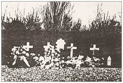 Allied graves - Emmeloord, Noordoostpolder