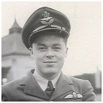 R/153676 - J/23898 - Flying Officer - Pilot - Frederick Heath Broad - RCAF - Age 21 - KIA