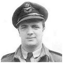 J/26914 - Flying Officer - Fighter Pilot - Francis 'Frank' Joseph Crowley - RCAF - Age 23 - KIA