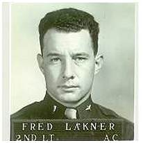 13090631 - O-815171 - 1st Lt. - Co-Pilot - Fred Lakner - Lock Haven, PA - POW