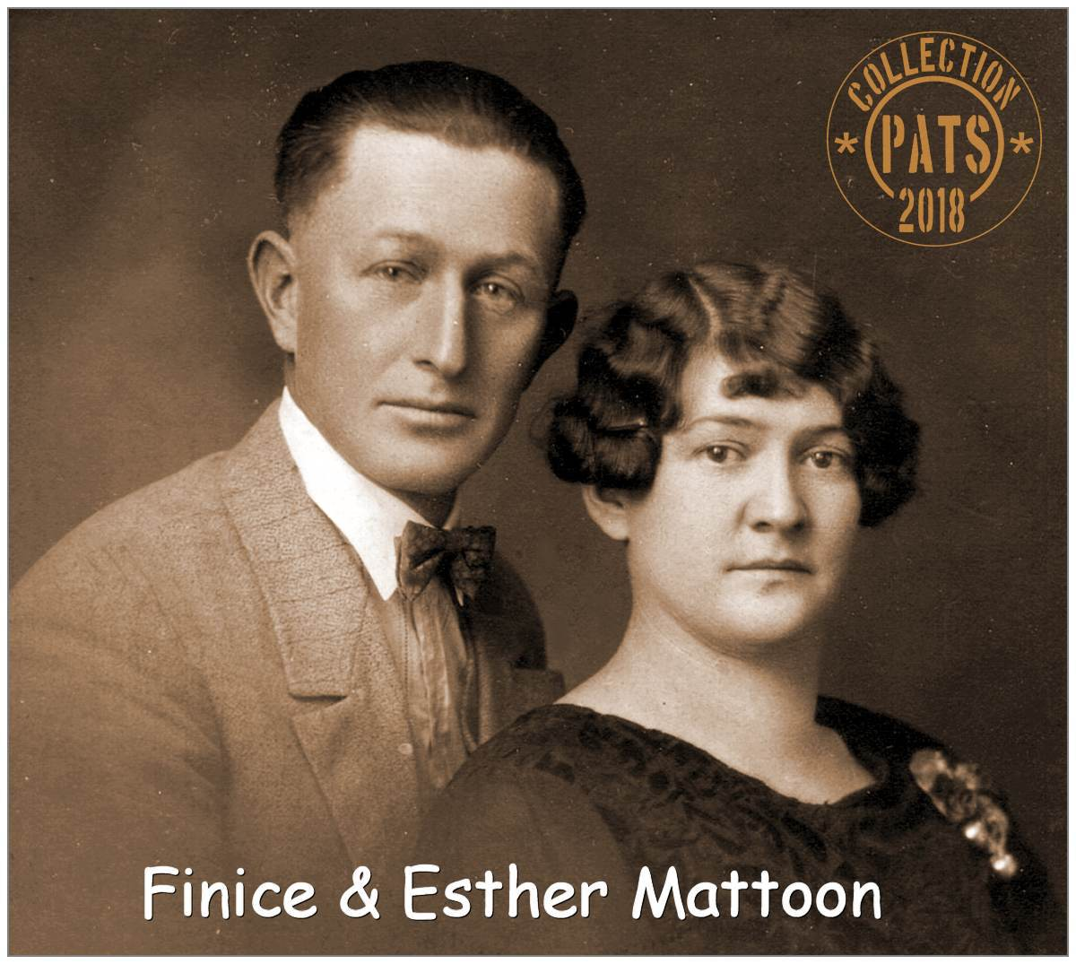 Parents - Finice and Esther Mattoon