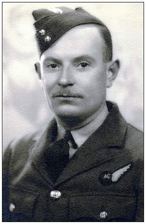 Flight Sgt. James Russell Griffin - Air Gunner
