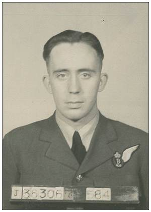 Flying Officer - George Thompson Gilbert Terris - RCAF