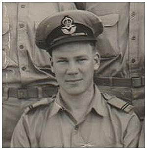 O35061 - 426587 - Flying Officer - Navigator - John Claude Hartley