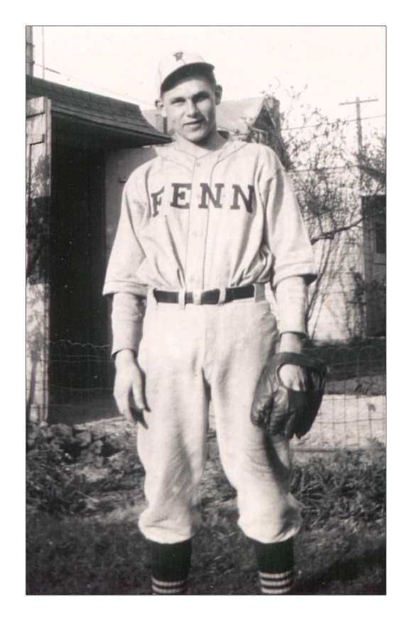 Frederick - 1936 - at College days