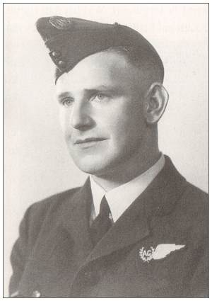 406674 - Flight Sergeant - Rear Air Gunner - Edward Henry Finch - RAAF