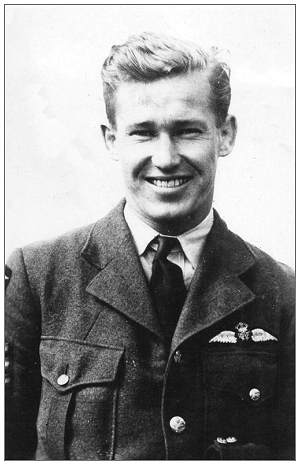 R/78495  - F/Sgt. - Pilot - Frederick Henry 'Harry' Blake - RCAF