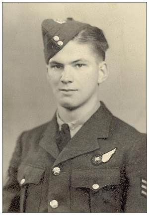 R/131490 - Flight Sergeant - Air Gunner - George William Francis Reynolds - RCAF