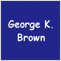 1520541 - Sergeant - Wireless Operator / Air Gunner - George Kennedy Brown - RAFVR - Age 31 - KIA