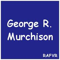 Sergeant - Wireless Operator - George Ross Murchison - RAFVR - KIA - Cemetery Willemsoord