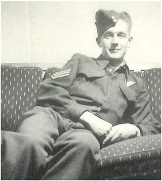 F/Sgt. - George Francis Leo O'Connell