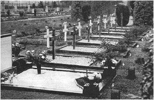 Cemetery Duur-Olst - Commonwealth War Graves