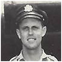 11098320 - O-817523 - 2nd Lt. - Pilot - Harry Wesley Rainey Jr. - Hampden Co., MA - POW