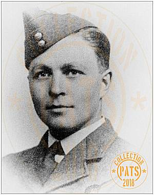 Sgt. Donald Norman Huntley - RAFVR - DFM