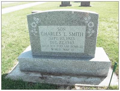 S/Sgt. Charles E. Smith - headstone