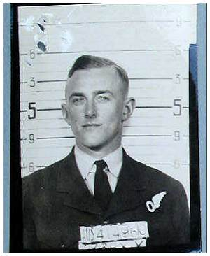 ID photo - 414960 - F/O. - Navigator - William Eric Riley