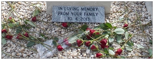 In loving memory of your family - 30 Apr 2013, IJlst
